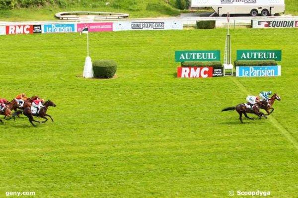 auteuil samedi 21 mai 2016 16 chevaux départ à 15h15  arrivée de ce quinté  7 5 6  14  13