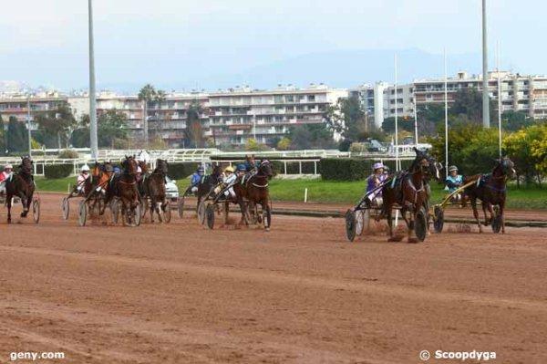 mercredi 11 janvier 2017 cagnes-sur-mer quinté de trot attelé 17 chevaux résultat 1  11  2  13  6