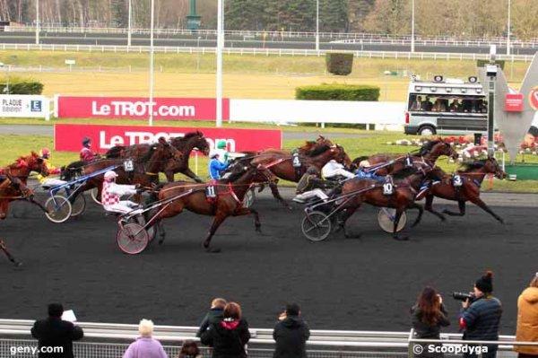 lundi 6 février 2017 vincennes  18 chevaux  mon choix 4 14 17 15 12 -6 7 8 10 arrivée 3 1 10 4 8
