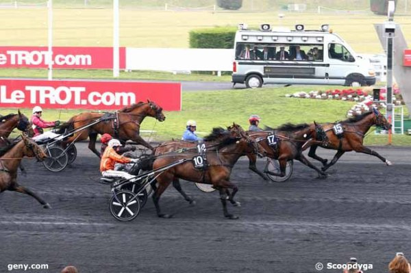 jeudi 16 février 2017 à vincennes avec 17 chevaux trot attelé mon choix 14 2 12 10 17... arrivée 15 17 10 14 4