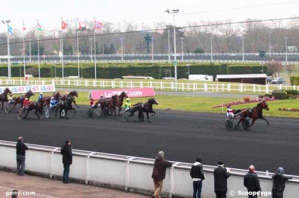 ce lundi 20 février 2017 quinté de trot attelé a vincennes 17 chevaux mon choix 1 14 4 9 10..arrivée 4 12 1 16 17.