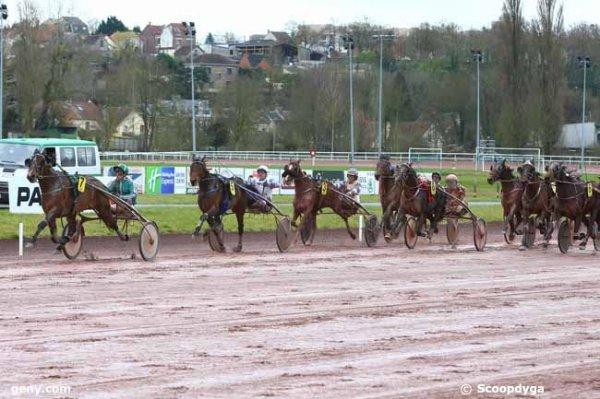 mercredi 8 mars 2017 amiens trot attelé  18 chevaux mon choix 14 5 7 3 4...résultat 7 5 8 6 3