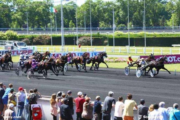 samedi 10 juin 2017 vincennes trot attelée 18 chevaux  13 14 16 4 17.........arrivée 16 12 6 18 1