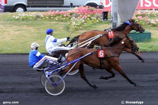 dimanche 25 juin 2017  - vincennes - 14 chevaux mon choix  11 6 13 12 7...arrivée 11 6 4 13 8