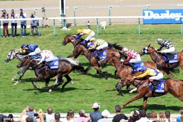 dimanche 20 août 2017 deauville 16 chevaux mon  choix  2  16  8  6  9..... arrivée 5  16  7  6  9