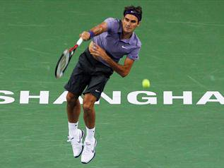 Shanghai(masters 1000 points) 2010 :