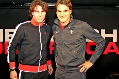 La 1re manche pour Federer