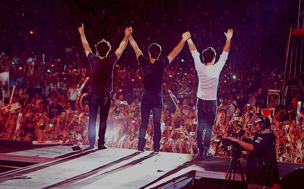_ Ils sont de loin, la meilleure chose qui me soit arrivée dans la vie.