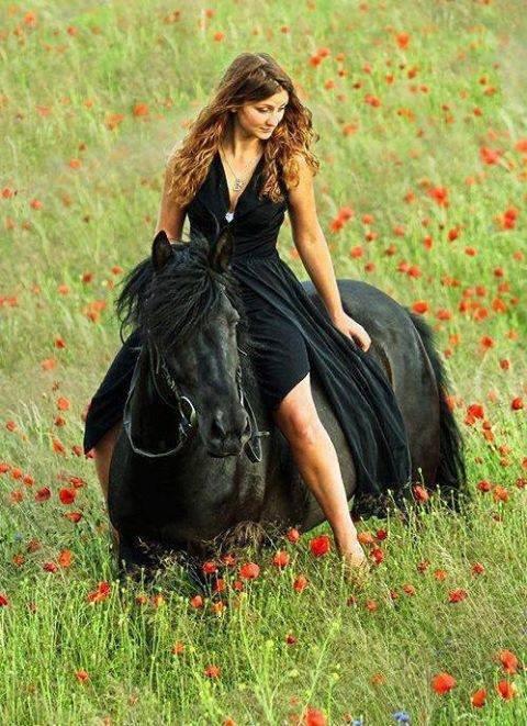 sexy women donkey ride