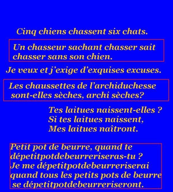 On Lache Pas Les Amis Et On Continue Encore Avec Les Exercices De Diction L0l Cinquantaine Harmonie