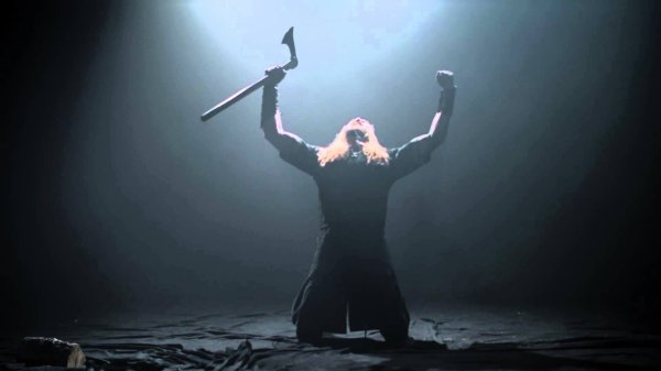 Toujours dans le style Viking black...avec le groupe Menegarm! (l) (l)- Reprise-