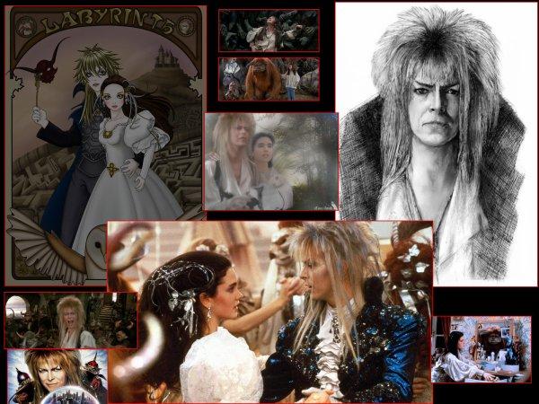 1986, sortait Labyrinthe, avec David Bowie et Jennifer Connelly (l) (l) (l)