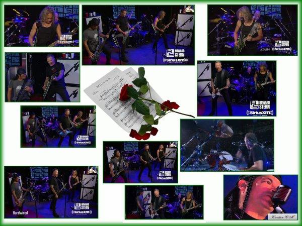 Une fin de soirée musicale avec Metallica ? (l) (l)