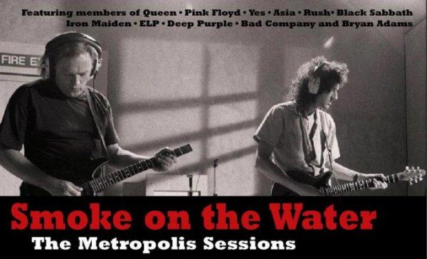 Avec cette chanson du groupe de hard rock britannique Deep Purple, parue en 1972 dans l'album Machine Head et retapée aujourd'hui avec....