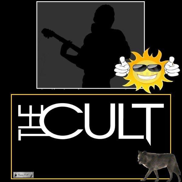 Trois (3) bons morceaux de hard rock...avec le groupe The Cult! (l) (l)