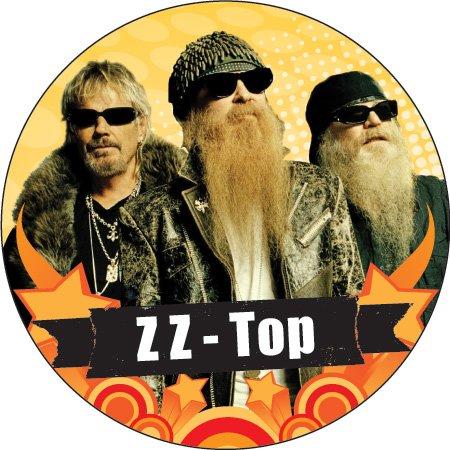 Et en voici maintenant 3 autres avec le groupe ZZ Top!!!  (l) (l)