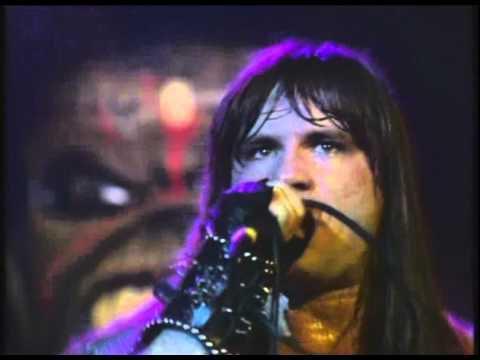 Un charmant retour en 1983 avec Iron Maiden? (l) (l)