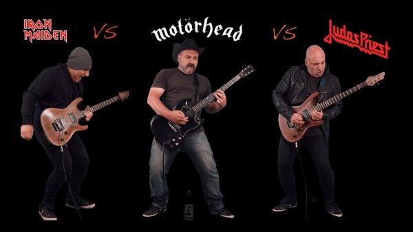 À la guitare par ce bon guitariste.. (l)