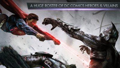 Injustice: Gods Among Us sur Skyrock Jeux