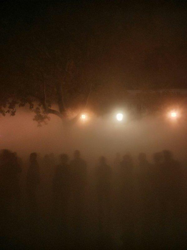 Fog at république
