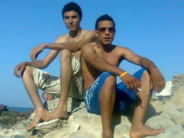 moi et mon ami baha