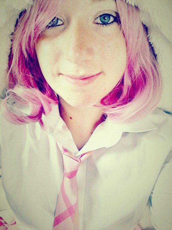 Mon premier cosplay >3<