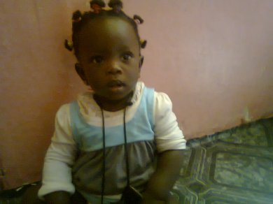 nafi (niece) aminta(ma soeur) et moi