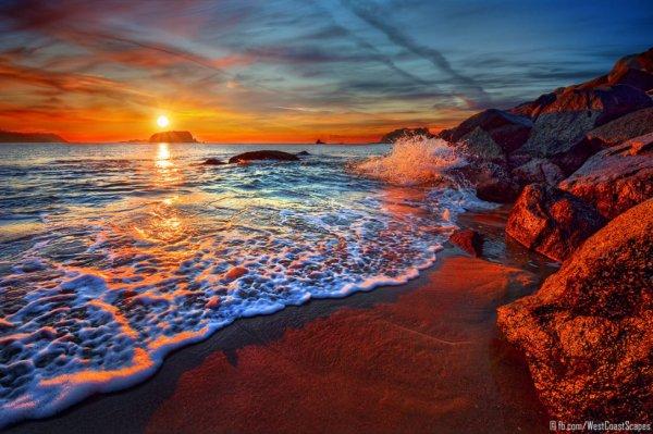 Crepúsculo Azul