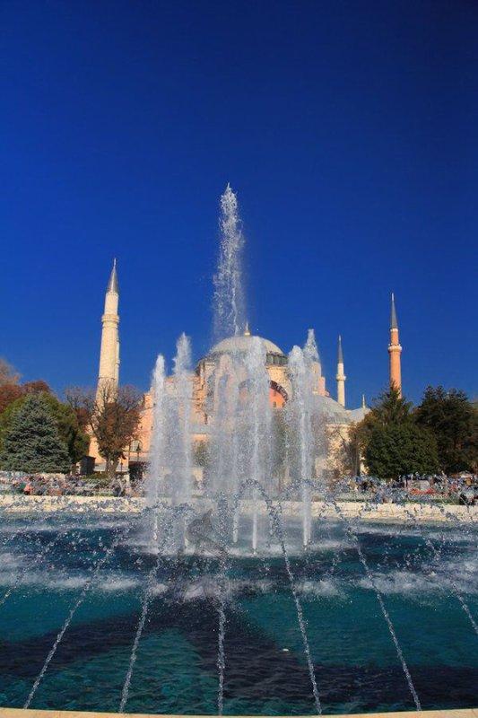 Hagia Sophia Museum (Ayasofya) Turkey