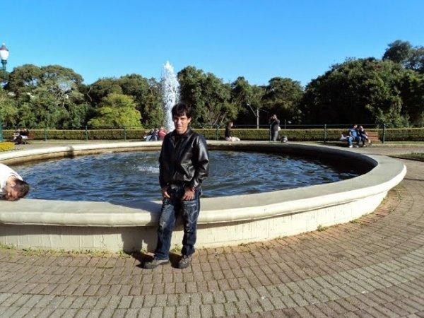 Curitiba Brasil Parque Tanguá