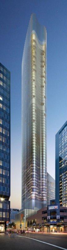 •♥•✿ڿڰۣ(̆̃̃•Aussiegirl #Architecture The Infinite Gallery : Tallest Residential Block in Sydney