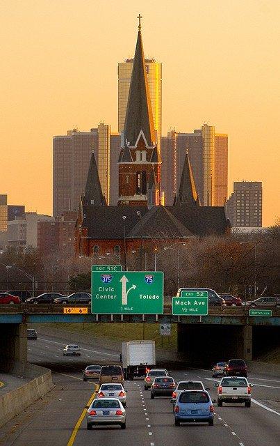 Detroit.USA