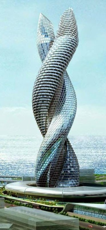 Amazing Building in Kuwait