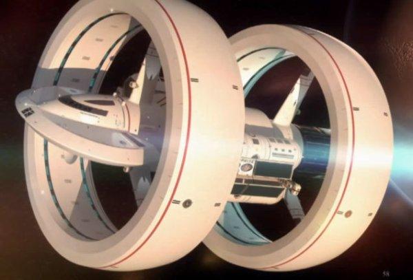NASA's warp drive concept - Imgur