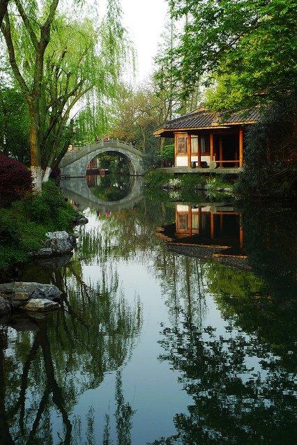 Lua Bridge, Hangzhou, China