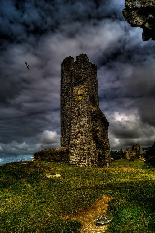 Medieval, Castelo de Aberystwyth, País de Gales