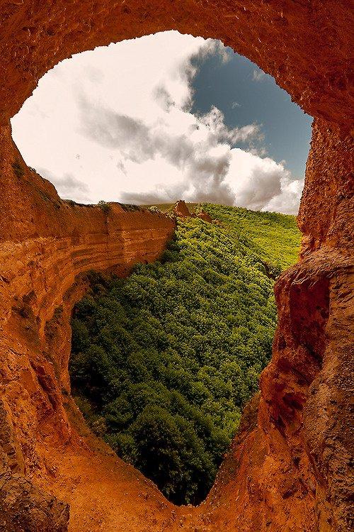 Portal Montanha, El Bierzo, Espanha