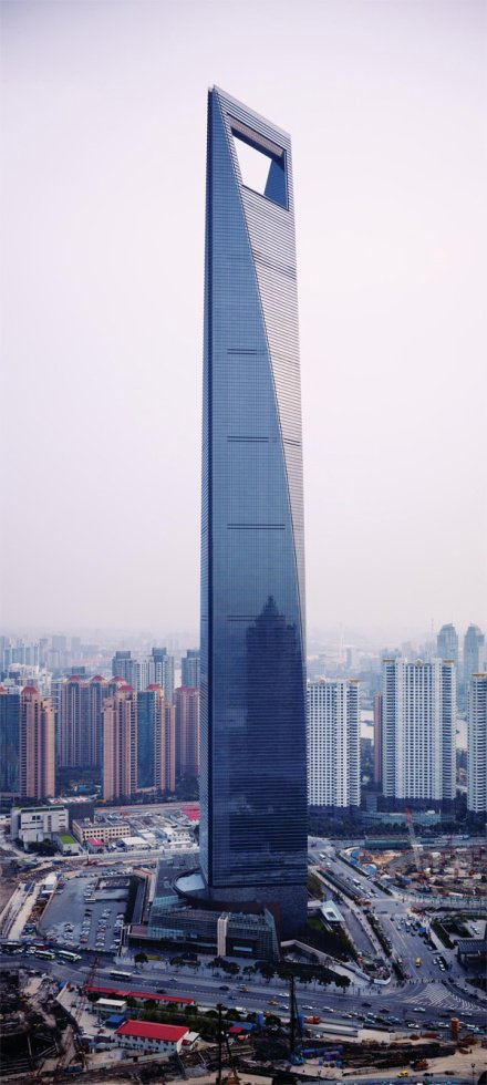 ARQUITETURA, World Financial Center – Shanghai, China