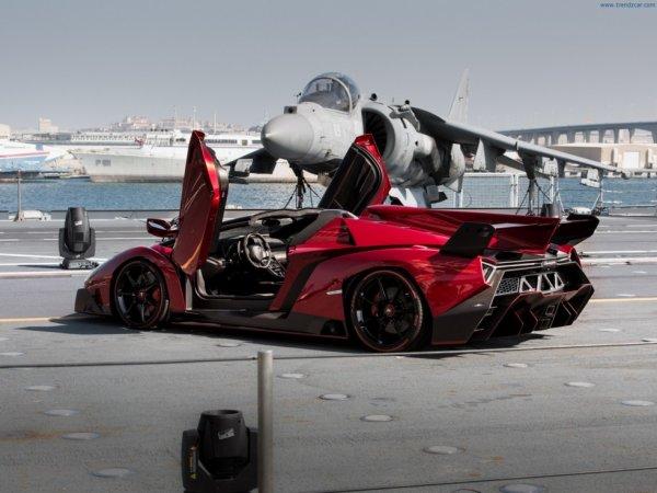 Lamborghini Veneno 2014 Roadster Car