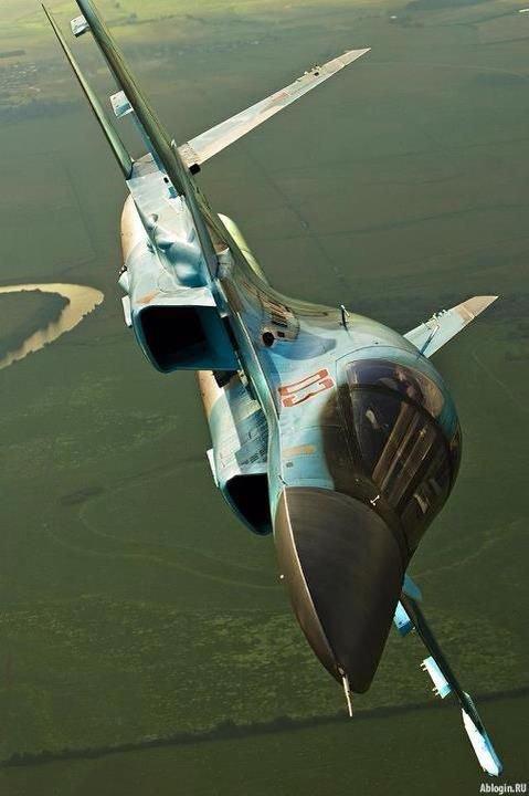 ♂ Aircraft Su-34 US Air force