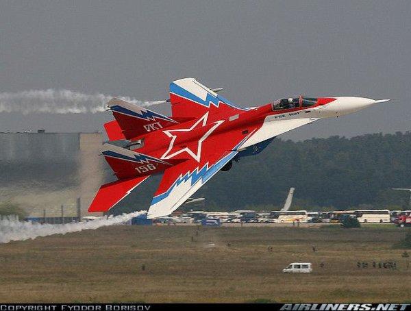 Mikoyan-Gurevich MiG-29OVT
