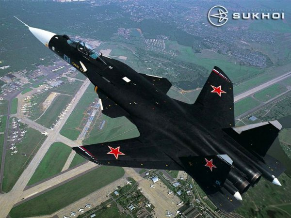 Russian Sukhoi Su-47 Berkut