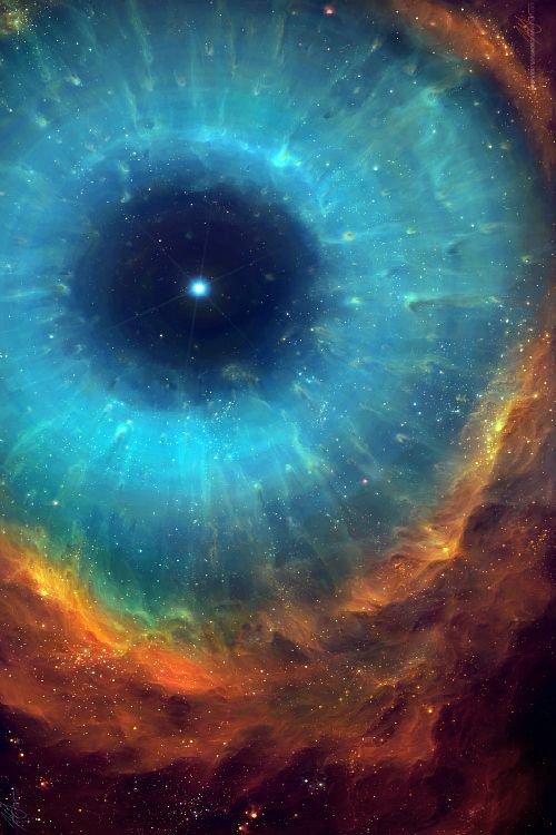 ASTRONOMIA Olho Nebulosa