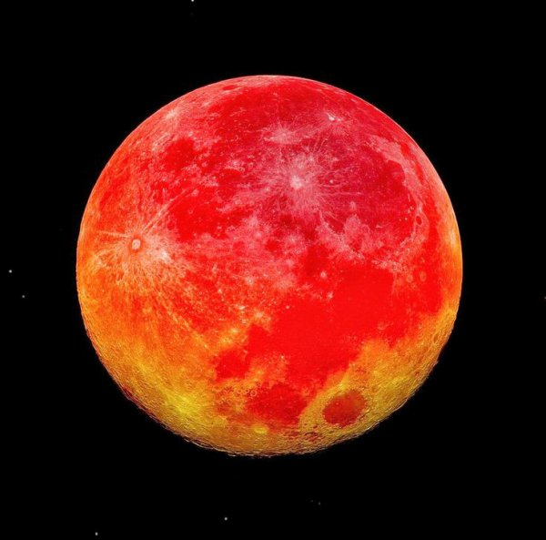 A Lua é o neutrino do sistema atômico solar.