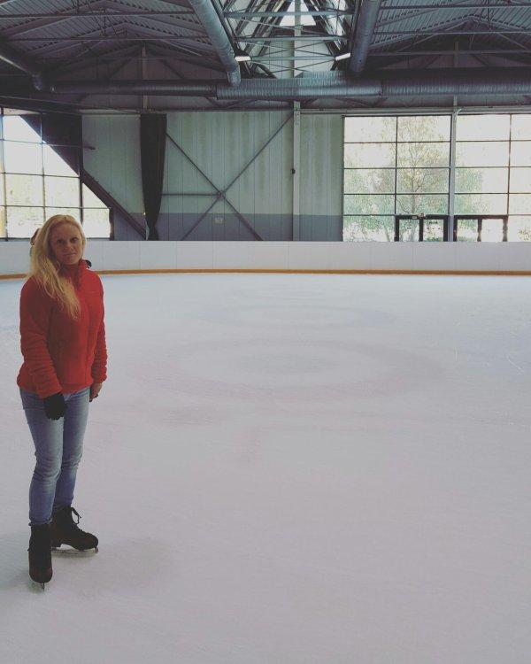 La patinoire ??