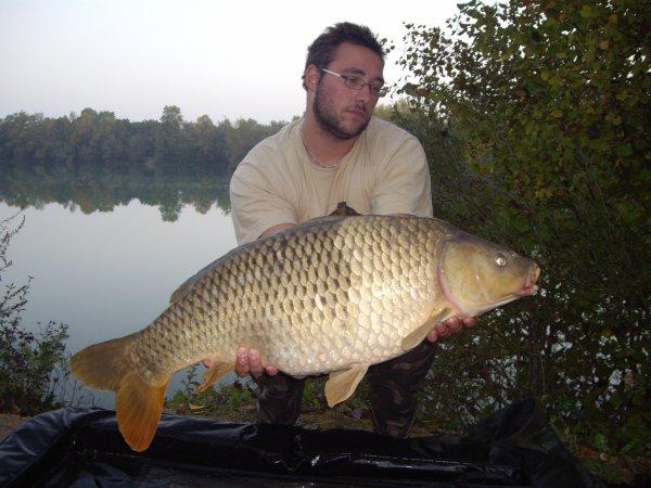 voici le dernier poisson de ce 24h une belle commune bicolore!!!!!!!!!
