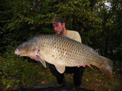 une nuit au bord de l'eau......................avec 7 fish mis au sec......en voici quelque une!!!!