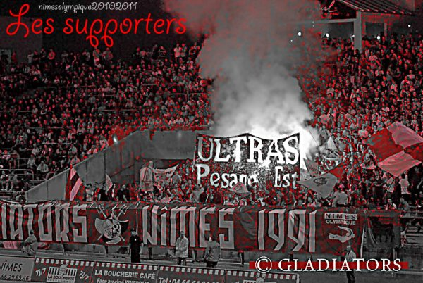Supporters Nîmois