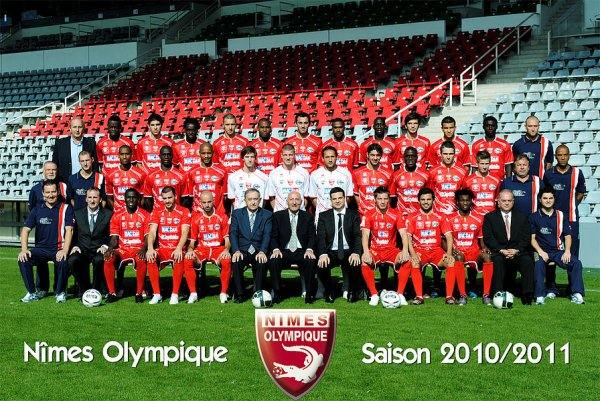 Photo et effectif officiel