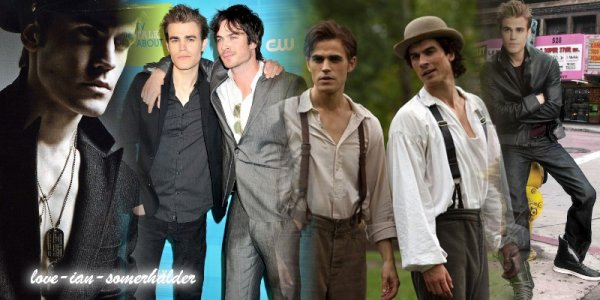 My Brother (Article by Ian Somerhalder, Photo by love--vampire-diaries)
